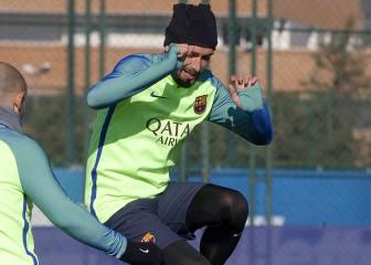 No place for Aleix Vidal in Barcelona Copa del Rey squad