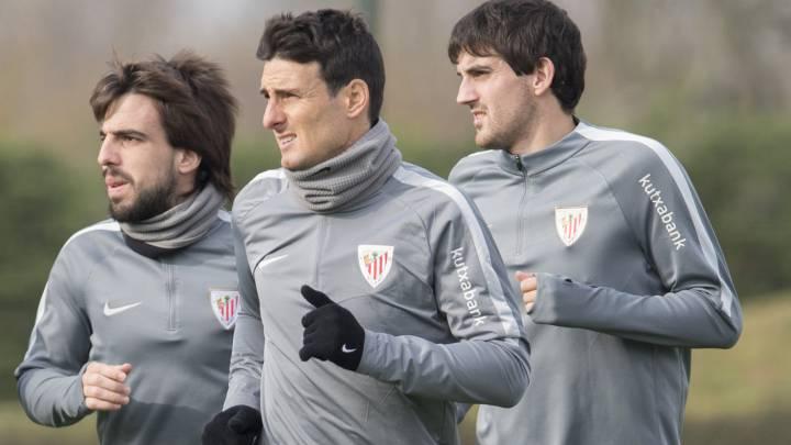 Un partido a Aduriz y Beñat; el Athletic irá a Apelación