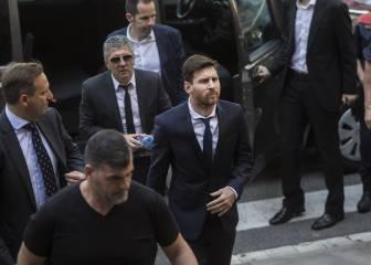El padre de Messi: