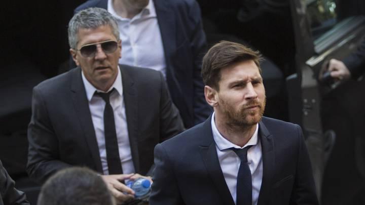 El padre de Messi ha asegurado que \