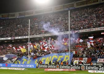 El Frente Atlético no animó hasta el minuto 19:03