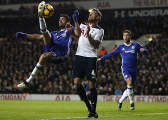 Diego Costa se aleja del Chelsea ante sus exigencias para renovar