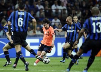 El Inter descarta a Messi pero prepara un gran golpe