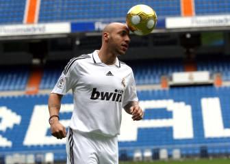 Faubert explota por las críticas sufridas en su etapa en el Madrid