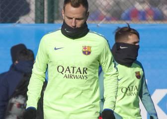López y Dahoud, los recambios de Rakitic que sigue el Barça