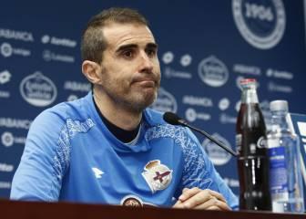 """Garitano: """"No quiero cerrar la primera vuelta sin ganar fuera"""""""