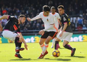Carlos Soler ya es jugador de la primera plantilla del Valencia