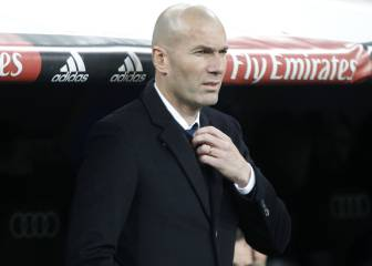 Las 5 preocupaciones de Zidane: la portería, Cristiano...