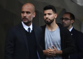 Guardiola se reúne con Agüero: el City ya medita venderlo