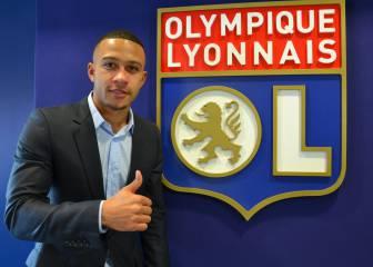 Mourinho explica la venta de Depay al Lyon por 18,5 millones