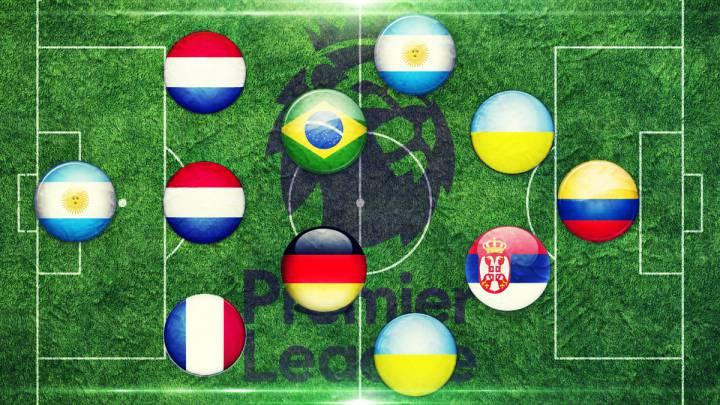 El 11 de los futbolistas que fracasaron en la Premier League