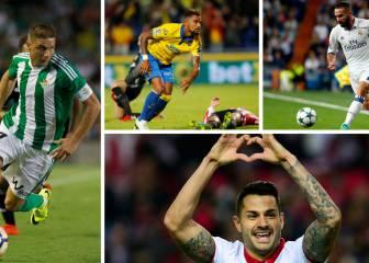 Lesionados y sancionados de la jornada 19 de LaLiga Santander