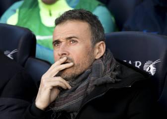 Barça buscaría nuevo DT, el tema Luis Enrique está trabado
