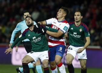 Horario y como ver en TV el Osasuna-Sevilla de LaLiga