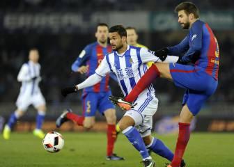 Horario y cómo ver el Real Sociedad-Celta de Vigo