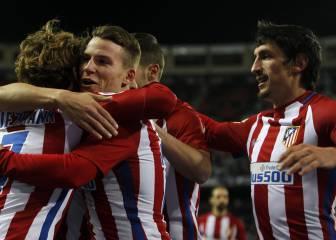 San Mamés mide la mejoría del Atlético de Madrid