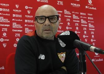 Sampaoli responde al presunto interés del Barça en ficharle
