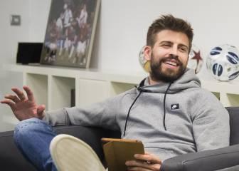 Piqué habla claro en Facebook: los árbitros, el Madrid, Messi...