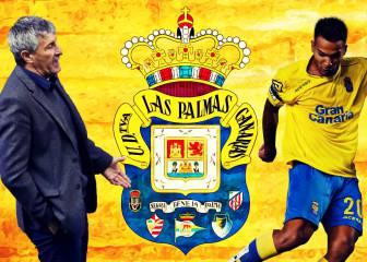 Viera a Setién, en Barcelona: 'Si vamos a seguir así, juega tú...'
