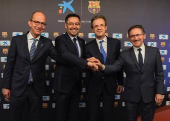 CaixaBank y el Barcelona renuevan su acuerdo por 4 años