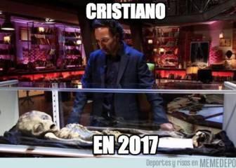 Los mejores memes del Real Madrid-Málaga