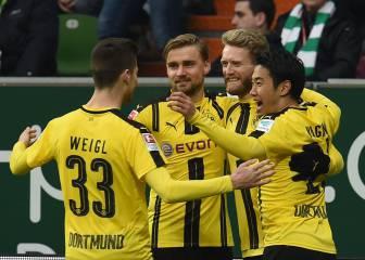 Schürrle y Piszczek le dan un trabajo triunfo al Dortmund