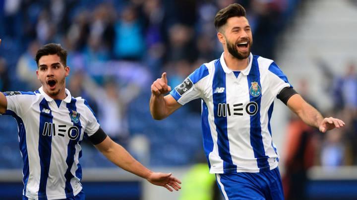 El Oporto sufre, pero sigue presionando al Benfica