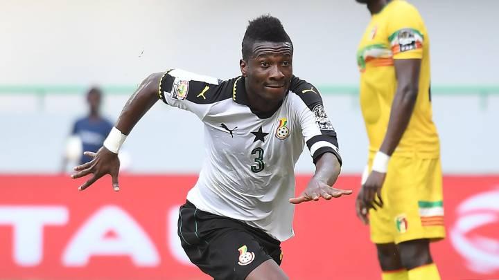 Un cabezazo de Gyan clasifica a Ghana para los cuartos