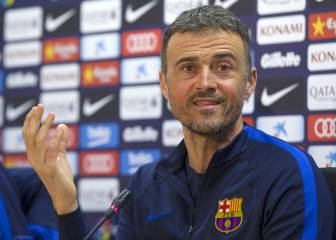 "Luis Enrique: ""No one is like Iniesta, that's the problem"""
