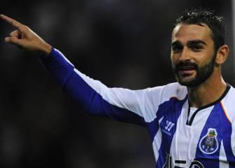 Adrián, cedido al Villarreal