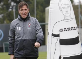 Berizzo reserva a Wass, Díaz y Jonny pensando en el Madrid