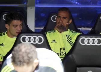 Zidane sienta a Danilo tras elogiarle en rueda de prensa