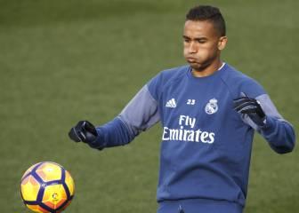 Danilo se desploma: juega la mitad que el año pasado