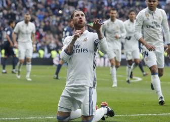 Ramos ha dado más del doble de puntos que Benzema en Liga