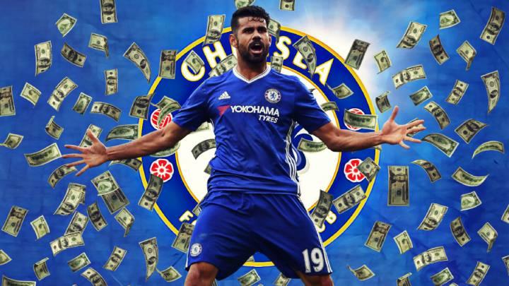 Oscar revela la cantidad por la que el Chelsea vendería a Costa