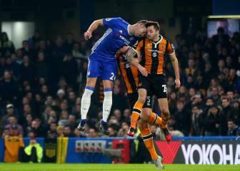 Impacto provoca fractura de cráneo en la Premier League