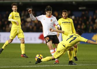 El Barcelona ya sabe el precio de Carlos Soler: 30 M€