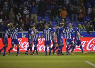 Cómo ver en TV el Alavés-Alcorcón de Copa del Rey