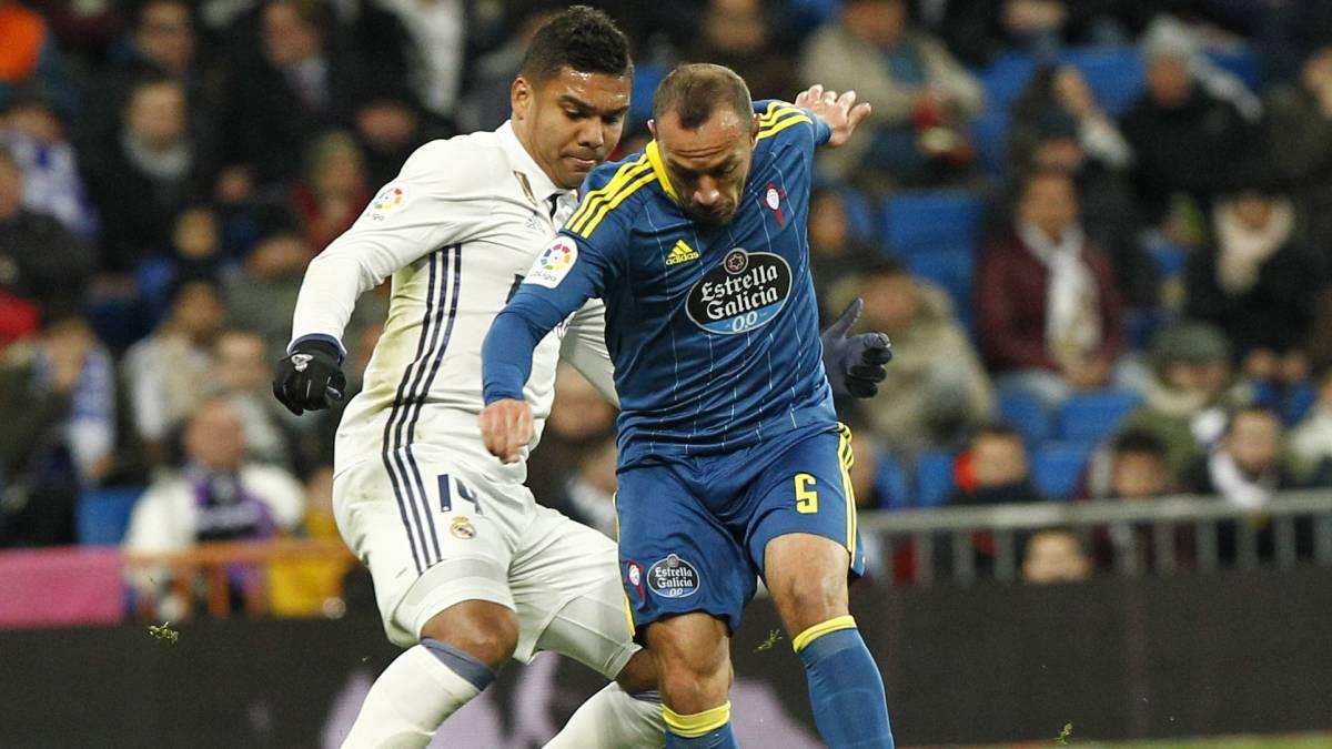 ... ver en directo el Celta vs Real Madrid de Copa del Rey por TV online