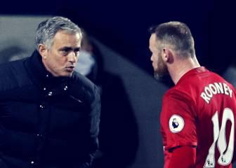 'Mou' no pone obstáculos para la salida de Rooney del United