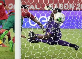 El drama que vive el portero de Togo por un error en la Copa África