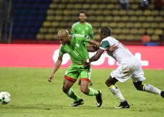Argelia sólo empata con Senegal y queda eliminada