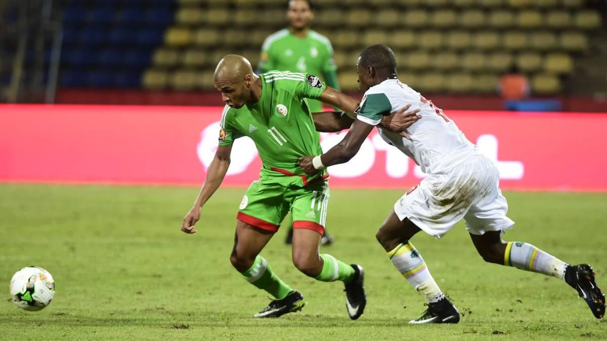 La Argelia de Marhez no puede con Senegal y se queda fuera