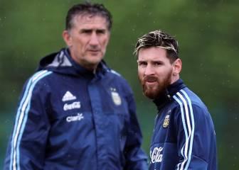 Bauza cuenta las claves del regreso de Messi con Argentina