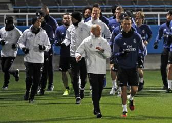 El Real Madrid acumula esta temporada 954 días de bajas