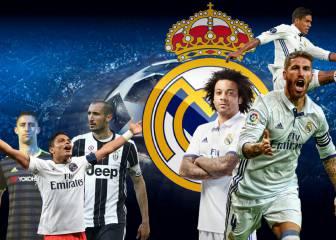 El Real Madrid tiene la mejor defensa de Europa
