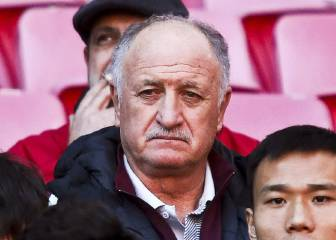 Scolari: Ronaldo worked hard to be the best, Messi is genius