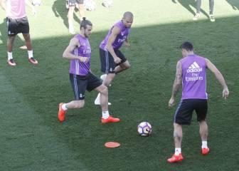 Buena noticia para Zidane: Bale espera tocar balón esta semana