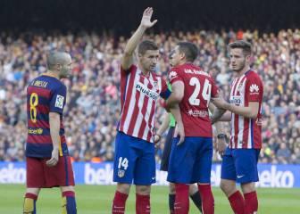 El Atleti-Barça ya tiene fecha: 26 de febrero a las 16:15