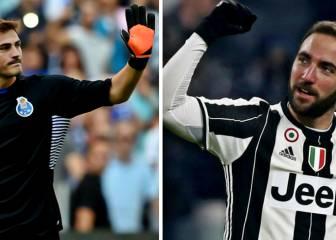 Higuaín cuelga una foto en Instagram y Casillas le advierte